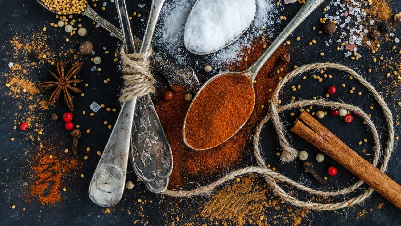 Carottes marinées aux épices à tandoori